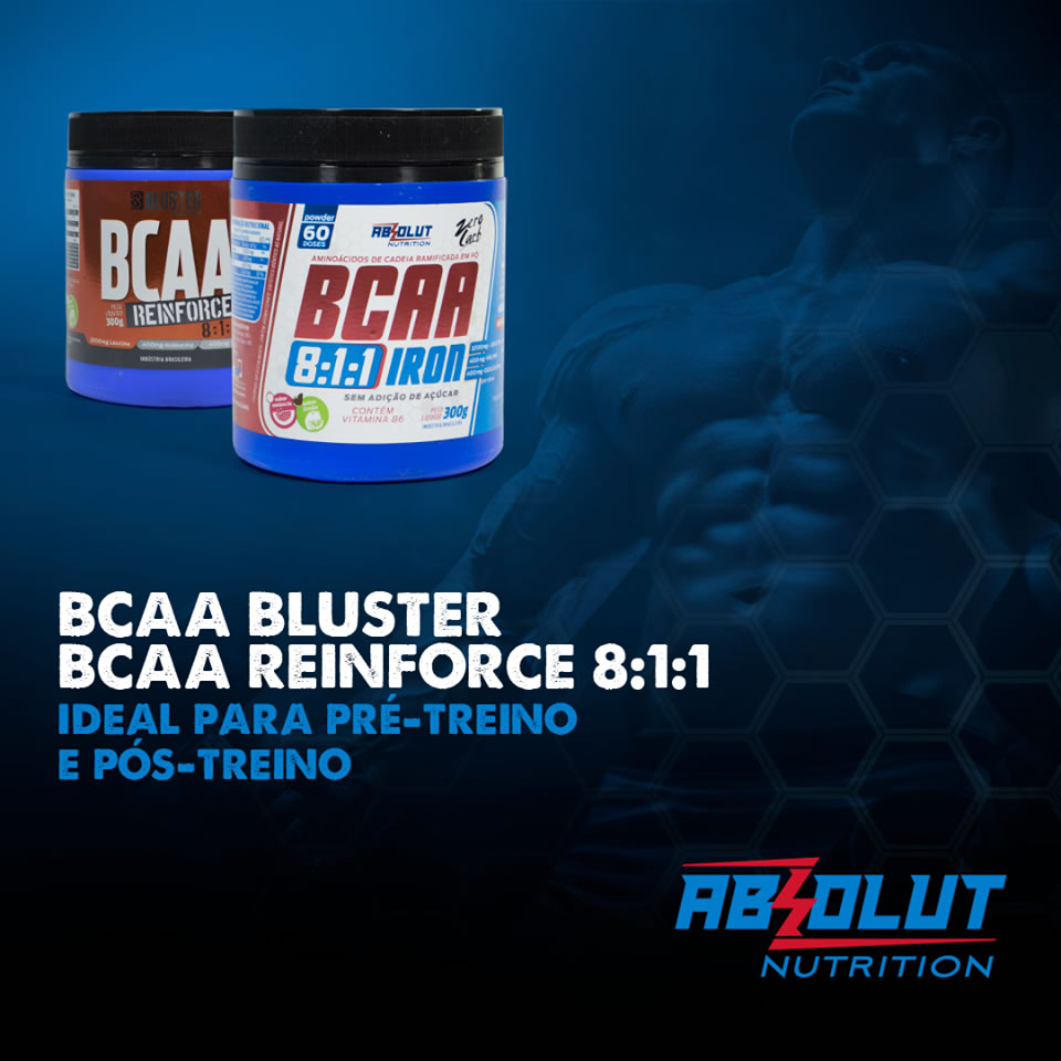 BCAA REINFORCE 8:1:1